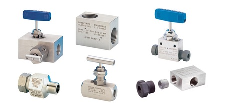 Autoclave Engineers High Pressure Valves, Fittings and Tubing